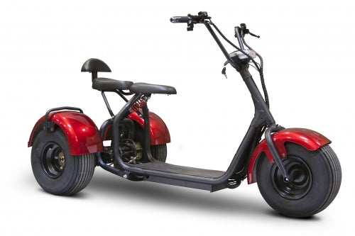 e wheels ew 21 three wheel electric mobility scooter. Black Bedroom Furniture Sets. Home Design Ideas