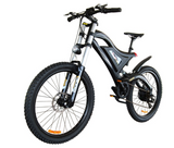 Addmotor HITHOT H5 48V Full-suspension Electric Mountain Bike Electric Mountain Bikes - Electric Bike City