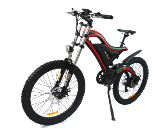 Addmotor Hithot H5 48v Full Suspension Electric Mountain Bike