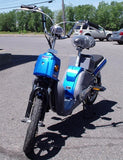 Belize Bike Honda City Electric Moped