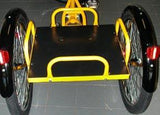 Belize Bike Tri-Rider Industrial Trike (Electric Motor Option Available) Electric Bikes - Electric Bike City