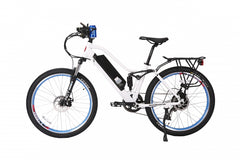 X-Treme Sedona 48V Electric Mountain Bike Electric Bikes - Electric Bike City