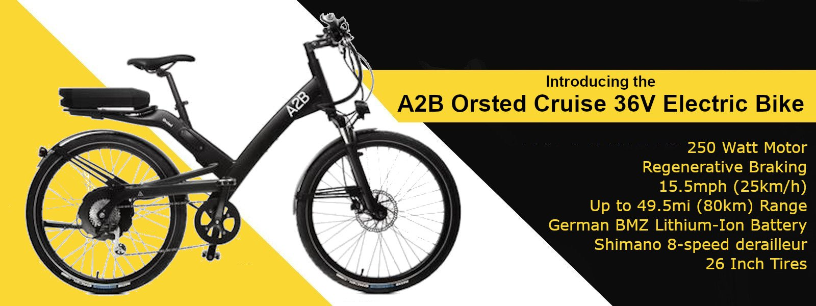 A2B Electric Bike Clearance Sale