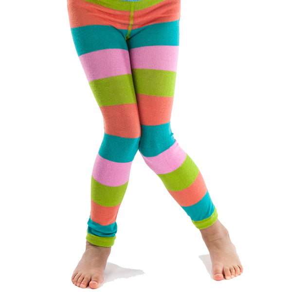 100 X knitted Cotton leggings - deezo the happy fashion