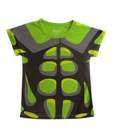 Body armor - Boys super hero's kawaii T shirts - deezo the happy fashion