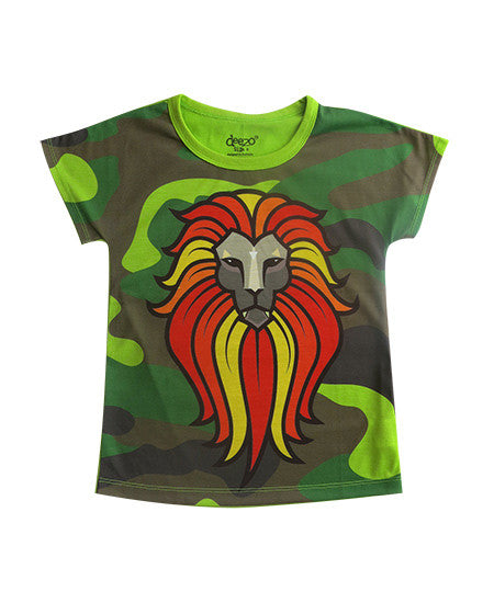 Lion king - Boys T shirts - Tops, Shirts & T-Shirts deezo the happy fashion