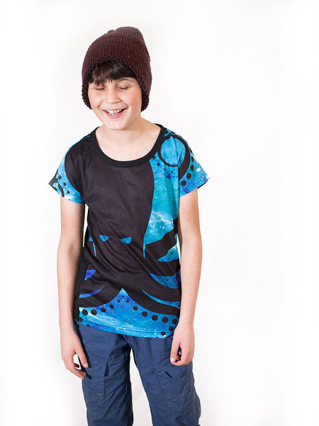 Eight Times the Fun - Boys  cool T shirts - deezo the happy fashion