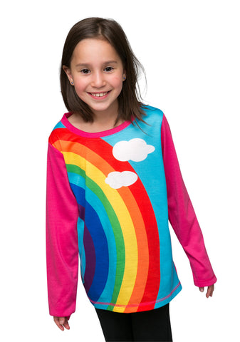Over the rainbow - Tops, Shirts & T-Shirts deezo the happy fashion