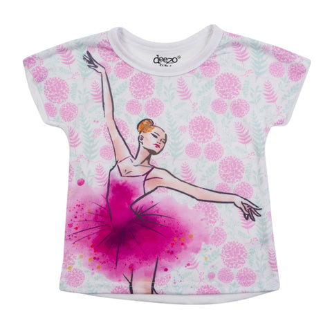 Ballet - T-Shirt - deezo the happy fashion