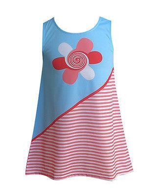 Beach Flower - Girl dress - Dresses deezo the happy fashion