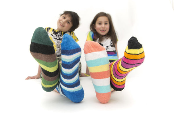 6 pairs of Boys sock for - deezo the happy fashion