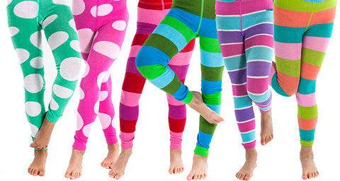 3 X knitted Cotton leggings @ $24.95