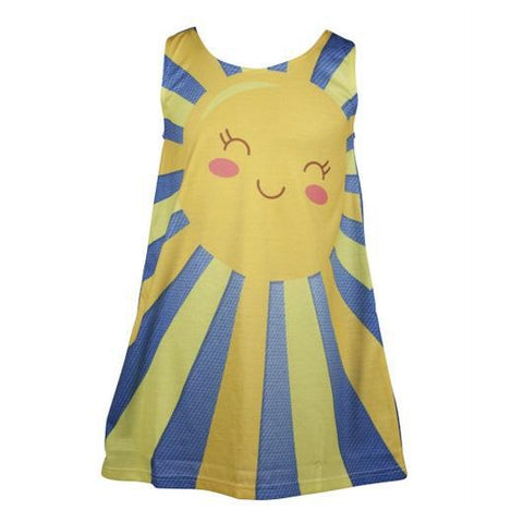 Little Rays of Happiness - Girl kawaii dress - deezo the happy fashion