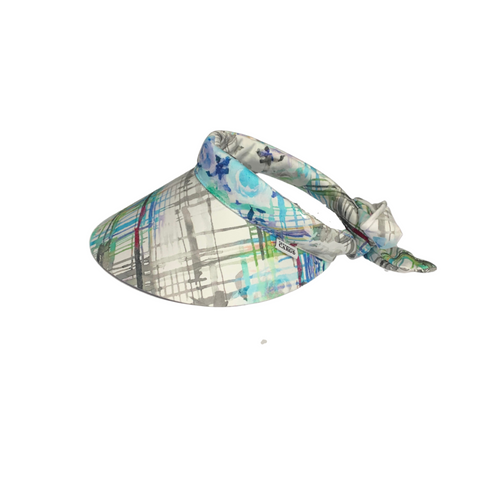 Reversible Visor  || Green Truffle Self