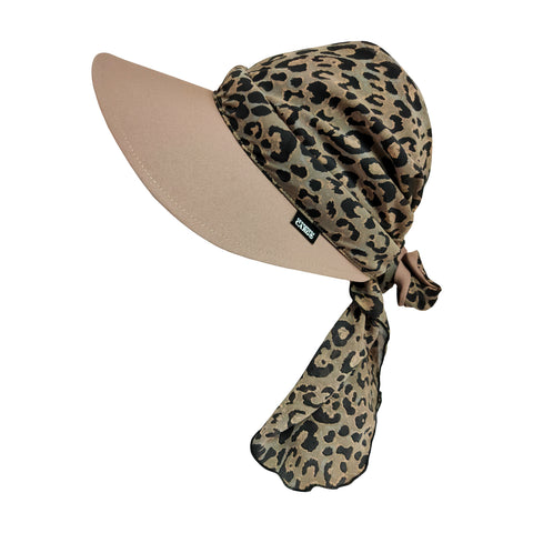 Veil Visor II Taupe  - Animal