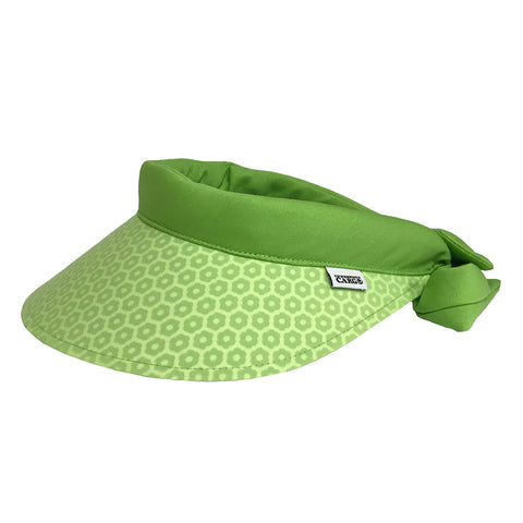 Visor ||  Burnout Lime