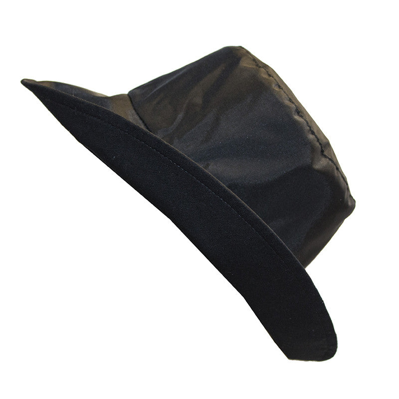 45cf062304a Wet Weather Bucket Hat    Black – Precious Cargo