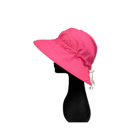 Summer Floppy Hat - B- Out Pink