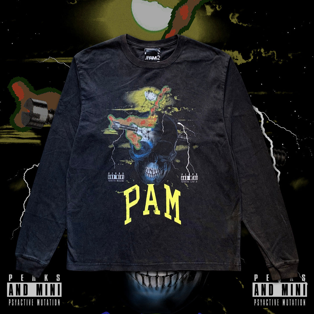 "P.A.M. AW19 ""ON YOUR MIND"" LS TEE"
