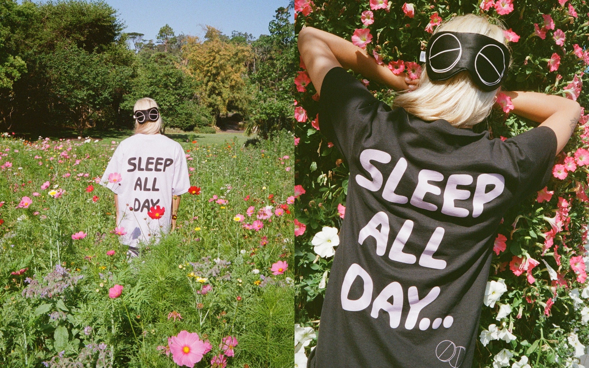 P.A.M. EXCLUSIVE : Sleep All Day Pack