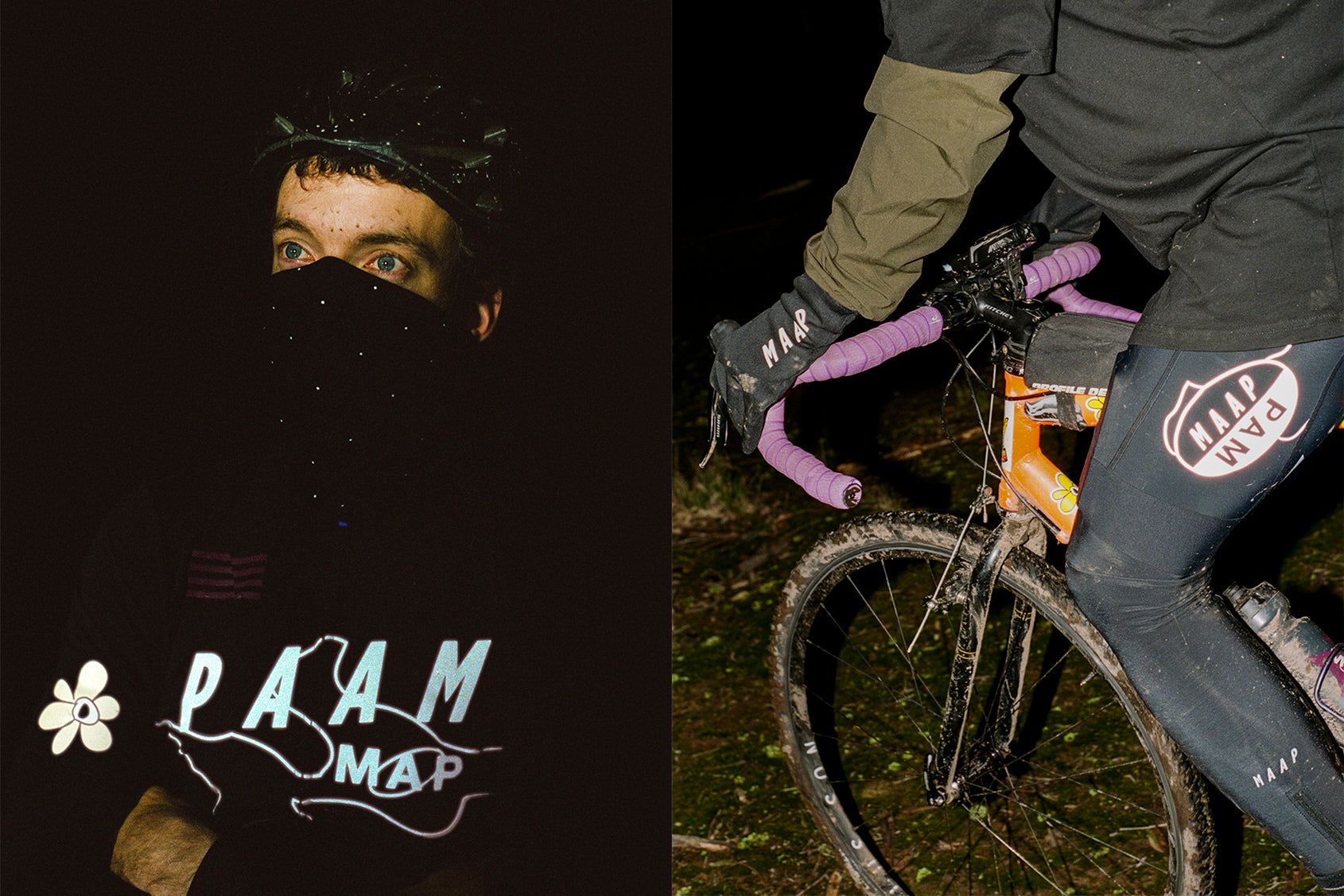 PAAM (P.A.M. X MAAP) Lookbook by Sarah Pannell