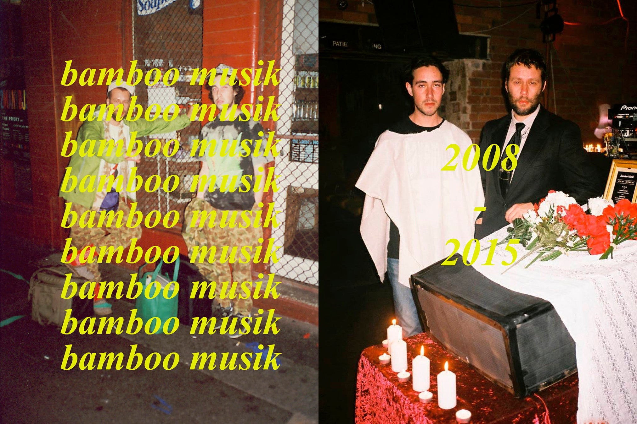 POSITIVE MESSAGES #66 BAMBOO MUSIK