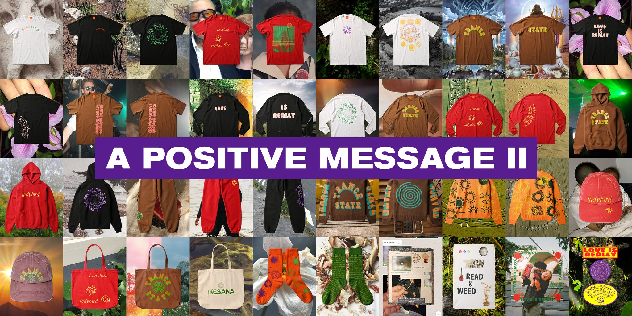 A POSITIVE MESSAGE II - Shop here!