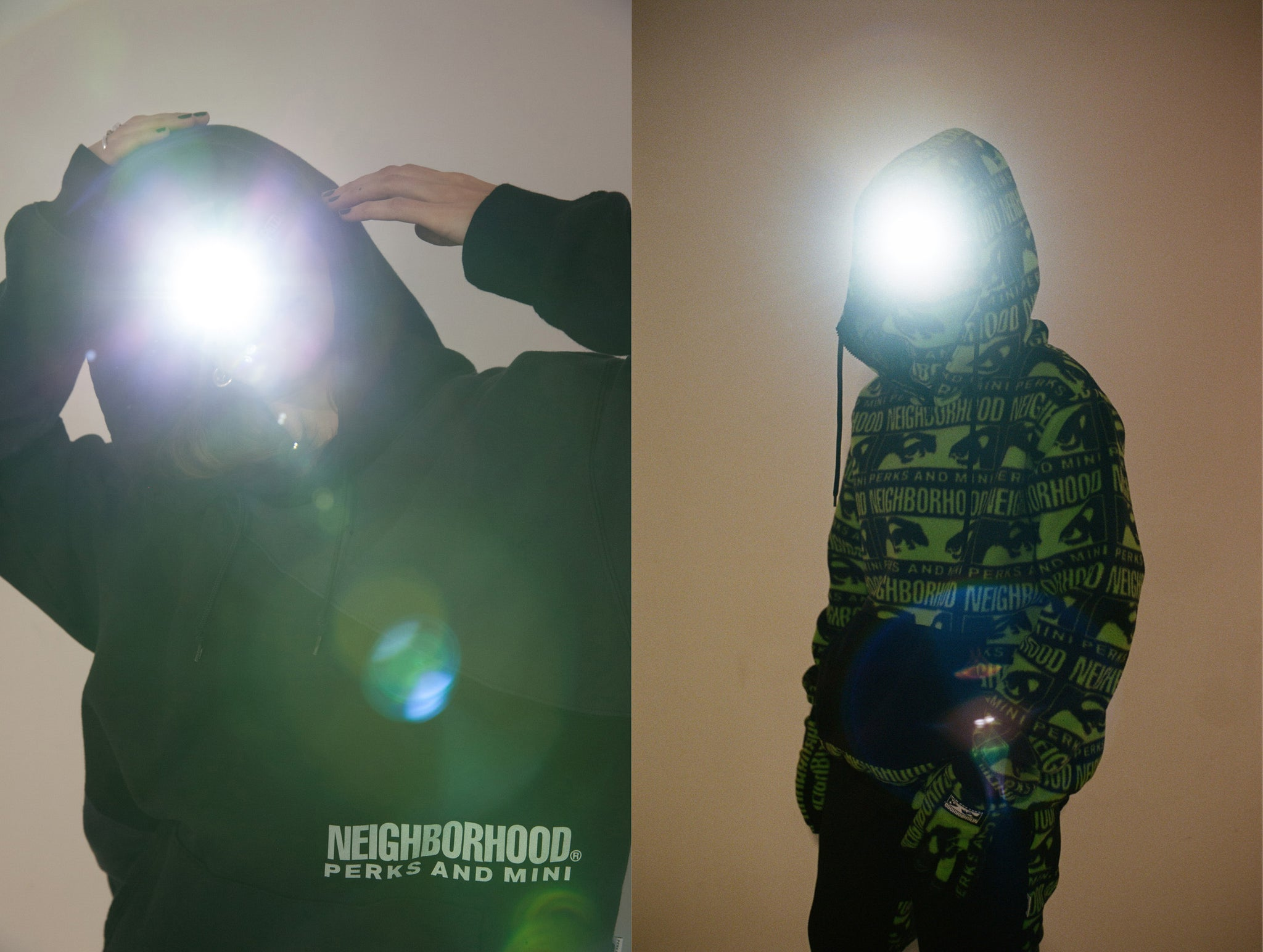 NEIGHBORHOOD x P.A.M. lookbook