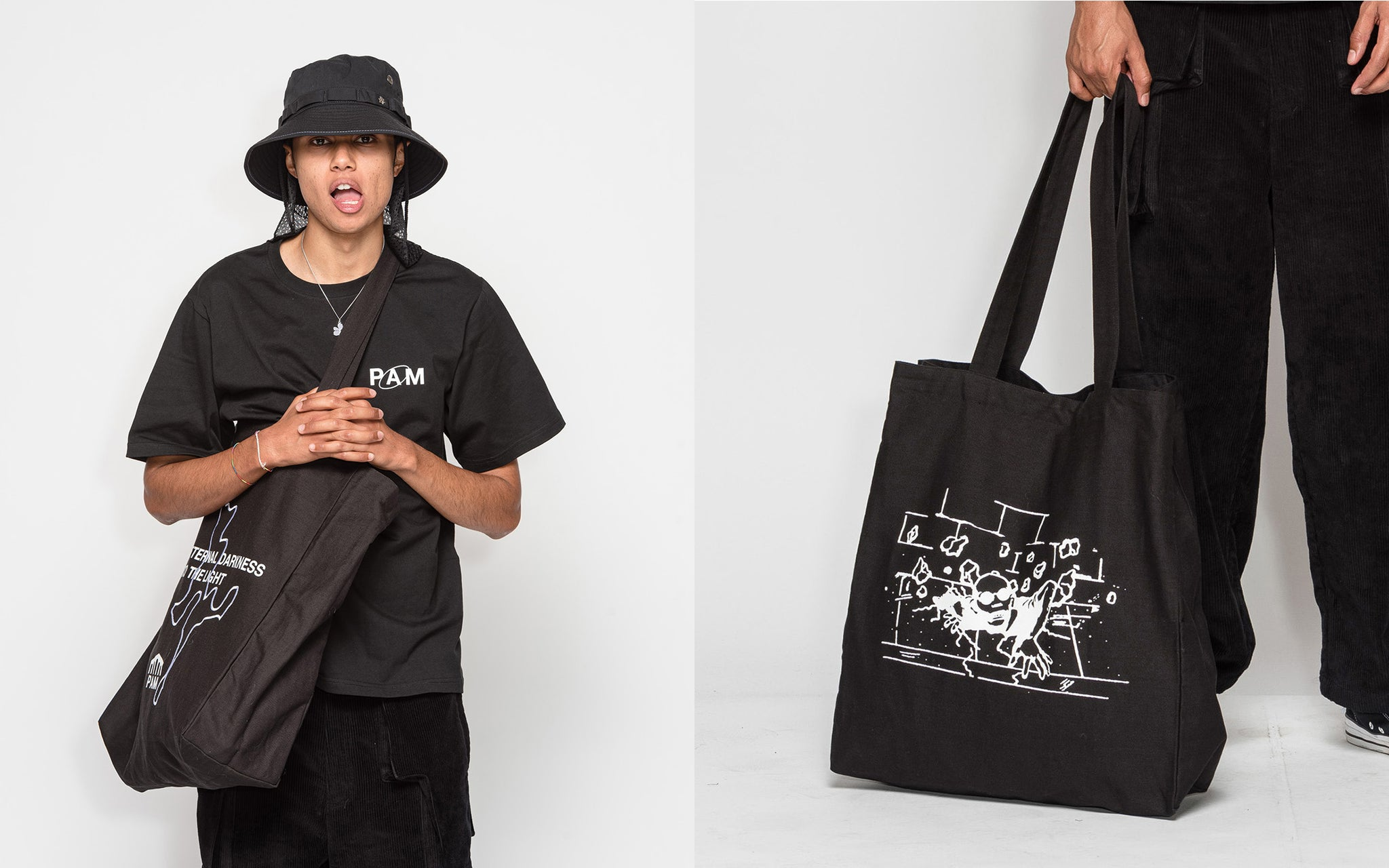 """P.A.M. """"UNDER_GROUND"""" — New AW20 items"""