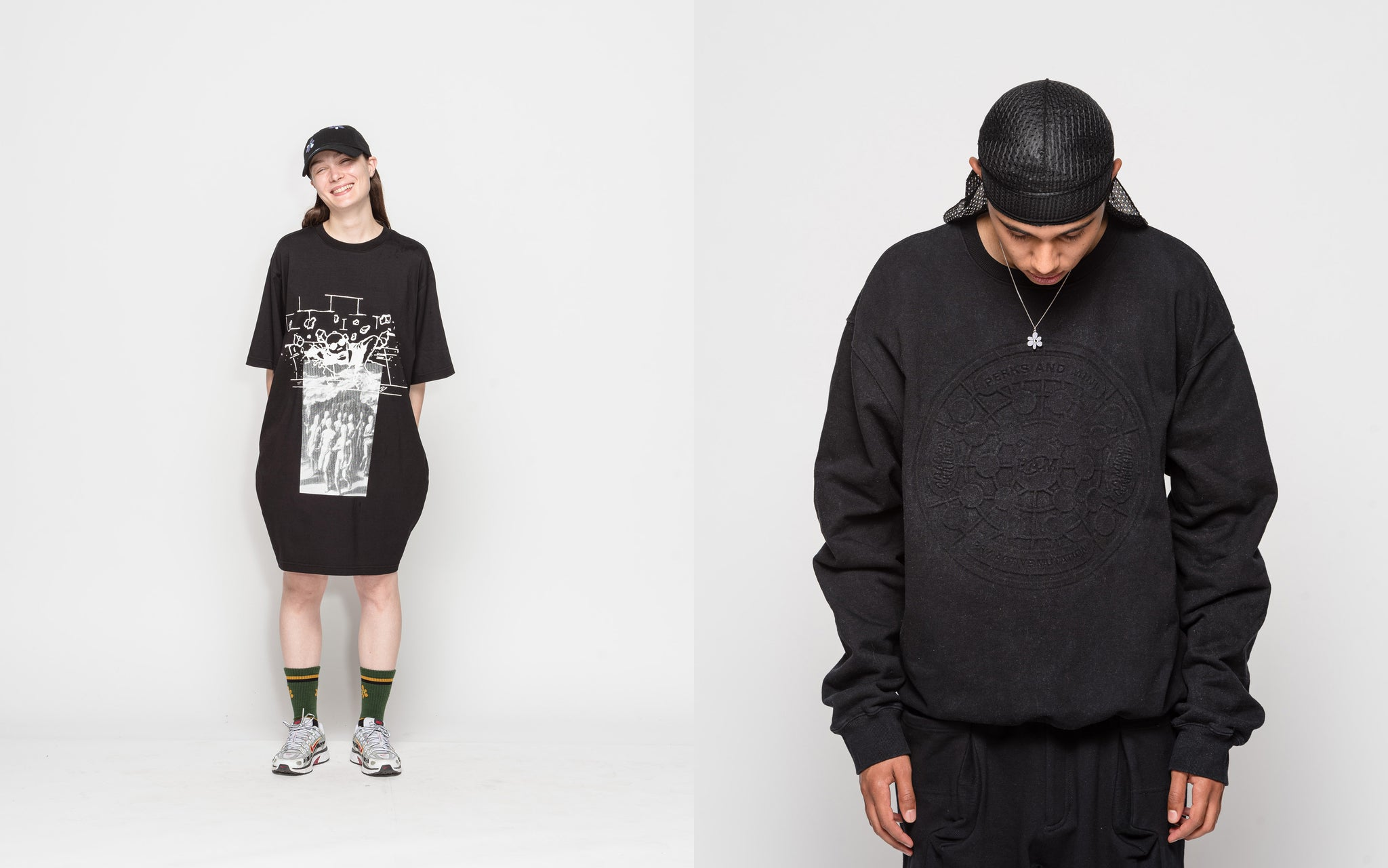 "P.A.M. ""UNDER_GROUND"" AW20 Drop 3"