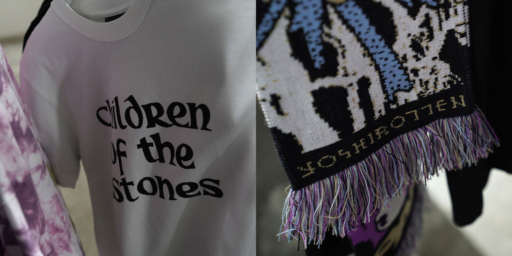 "P.A.M. X YOSHIROTTEN ""Children Of The Stones"" Pop-Up at PARCO Shibuya."