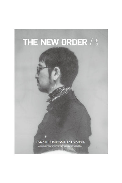 THE NEW ORDER MAGAZINE - VOL.13