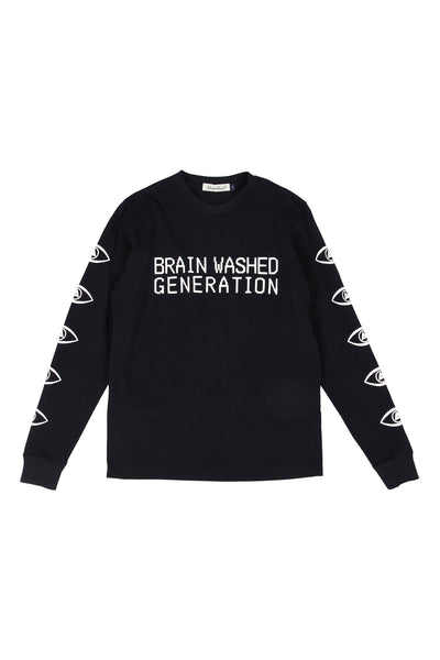 UNDERCOVER - BRAIN WASHED L/S T-SHIRT