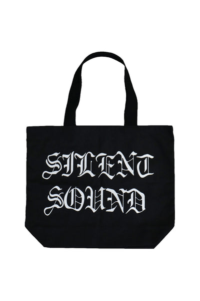 SILENT SOUND - TOTE BAG
