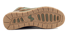 Peak-To-Pavement Outsole