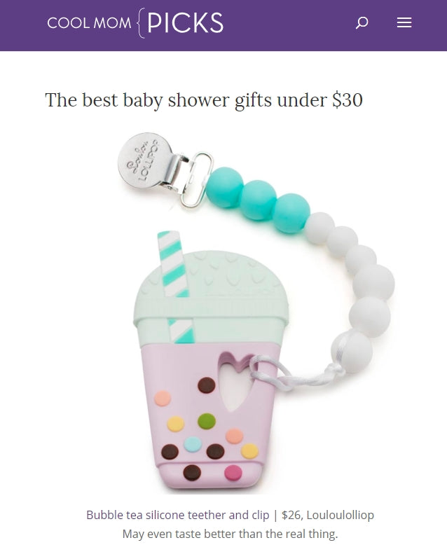 The best baby shower gifts under $30