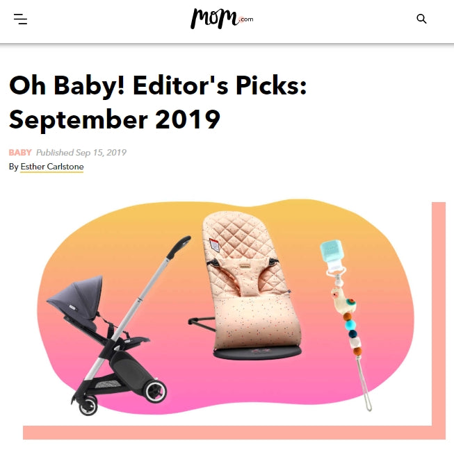 Oh Baby! Editor's Picks: September 2019