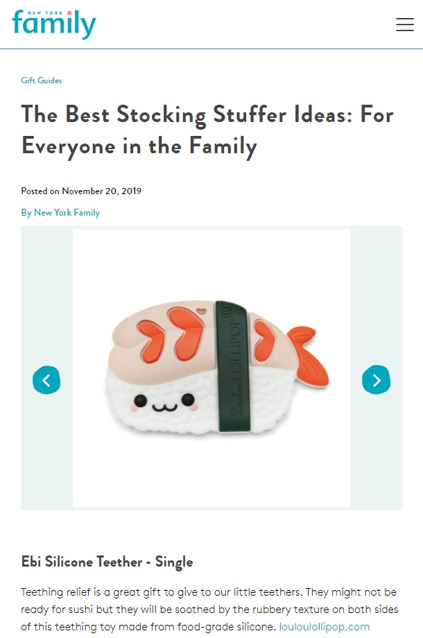 The Best Stocking Stuffer Ideas: For Everyone in the Family
