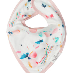 Bandana Bib Set - Butterfly