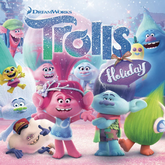 Trolls Holiday Surprise Set