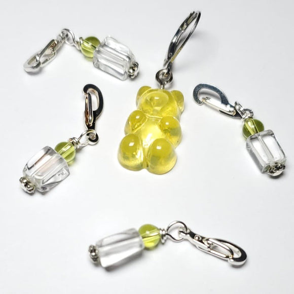 Lockable Stitch Marker Sets