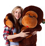 Stuffed Giant Monkey Plush Animal