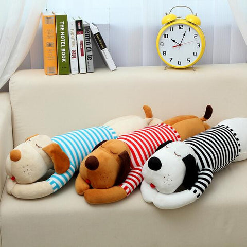 Stuffed Giant Dog Plush Animal Pillow
