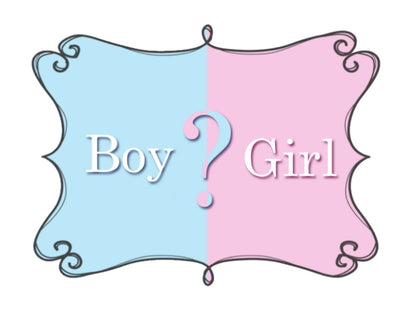 Gender Reveal - Blue & Pink Colured Smoke