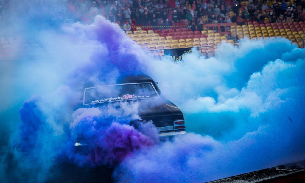 Highway Max - Coloured Smoke USA – Highway Max - Colored ...