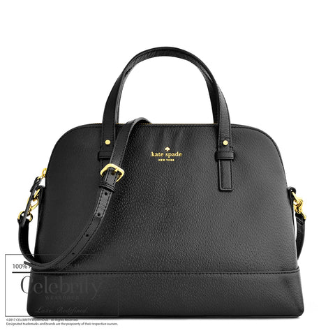 Michael Kors Medium Selma Top-Zip Satchel in Luggage