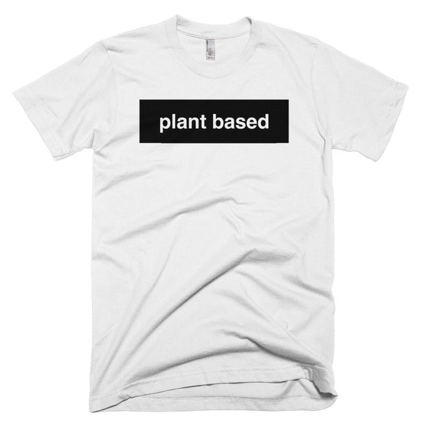 Plant Based Fine Jersey Short Sleeve T-Shirt