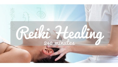4 x 60 mins Reiki Magic Healing Package - Reiki Level I Integration Therapy