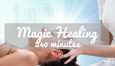 4 x 60 mins Reiki Magic Healing Package - Let Magic Happen!