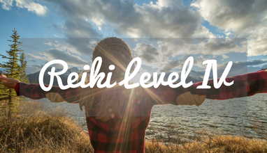 Reiki Level IV Attunement!